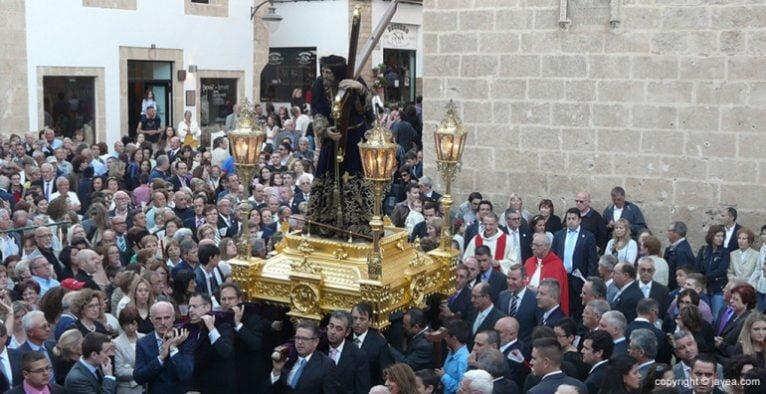 Procesión de Jesús Nazareno en Jávea
