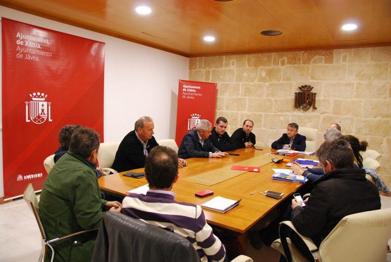 Reunión técnica de la Vuelta Ciclista a España
