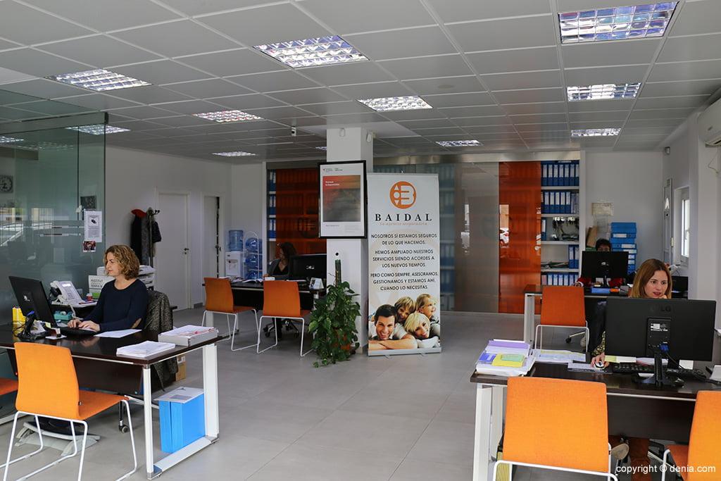 Oficina Assegurances Baidal