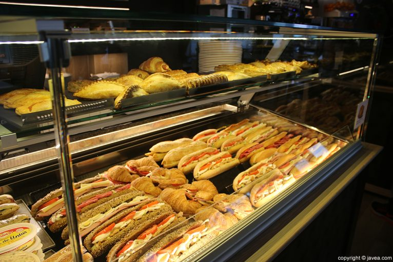 Bocadillos Austriaco Café Wien