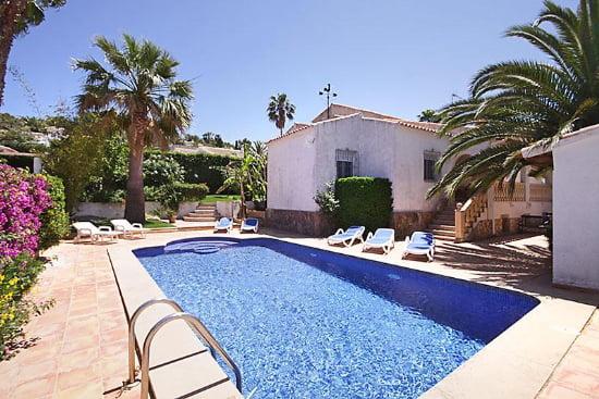 Casa Sandra de Aguila Rent a Villa