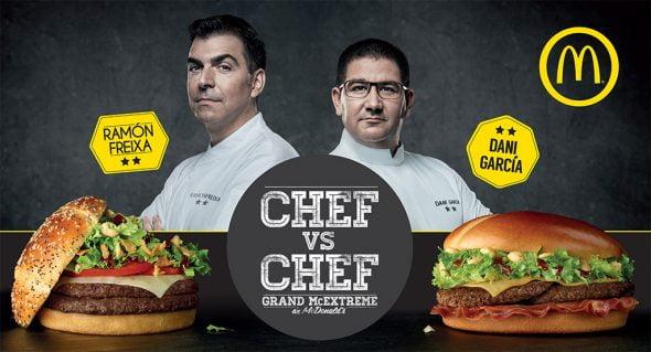 Chef vs chef