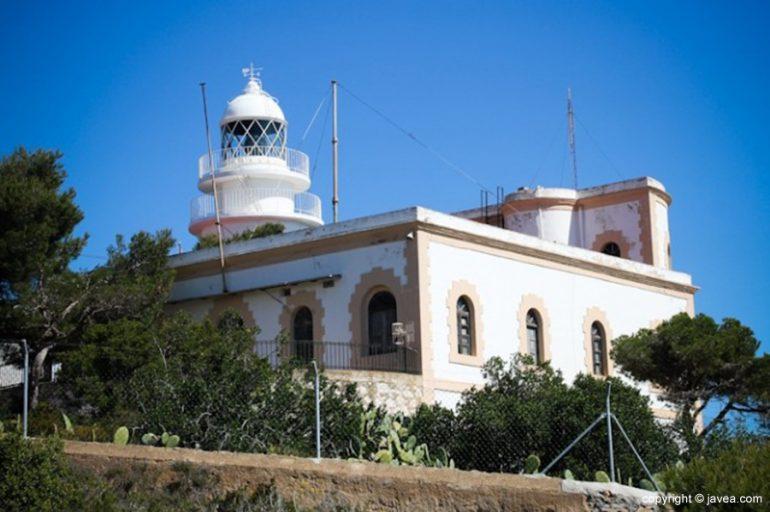 Faro del Cabo de San Antonio de Xàbia