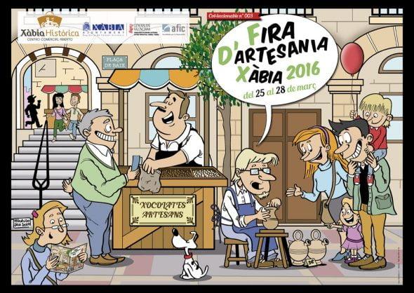 Fira Artesania Xàbia 2016