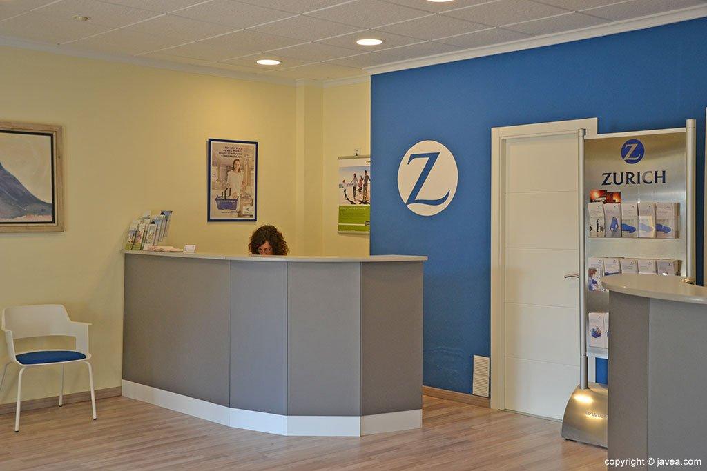 Instal·lacions Zurich Assegurances J.Ivars