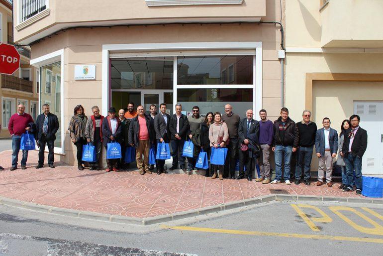 Representantes comarcales en Benitatxell