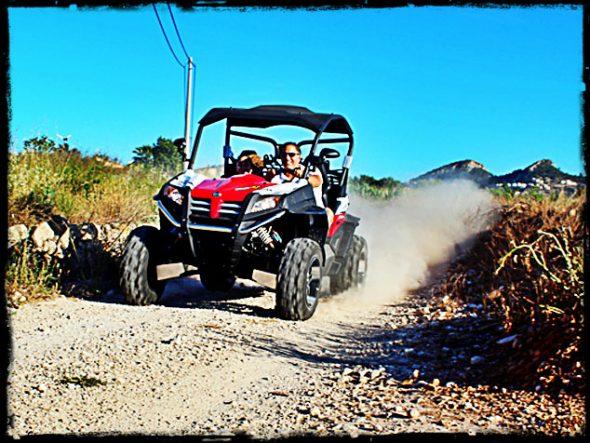 Ruta de las cuevas Fun & Quads