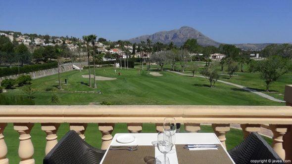 Imatge: Terrassa-Restaurant-Club-de-Golf-Xàbia