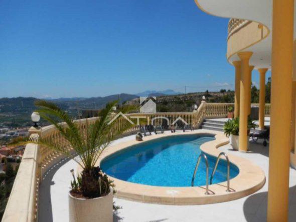 Villa CH-349 Atina Real Estate