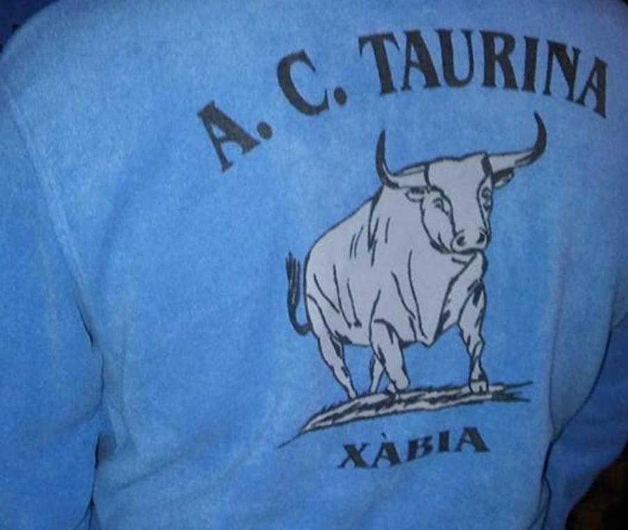 Anagrama de la Asociación Cultural Taurina de Xàbia