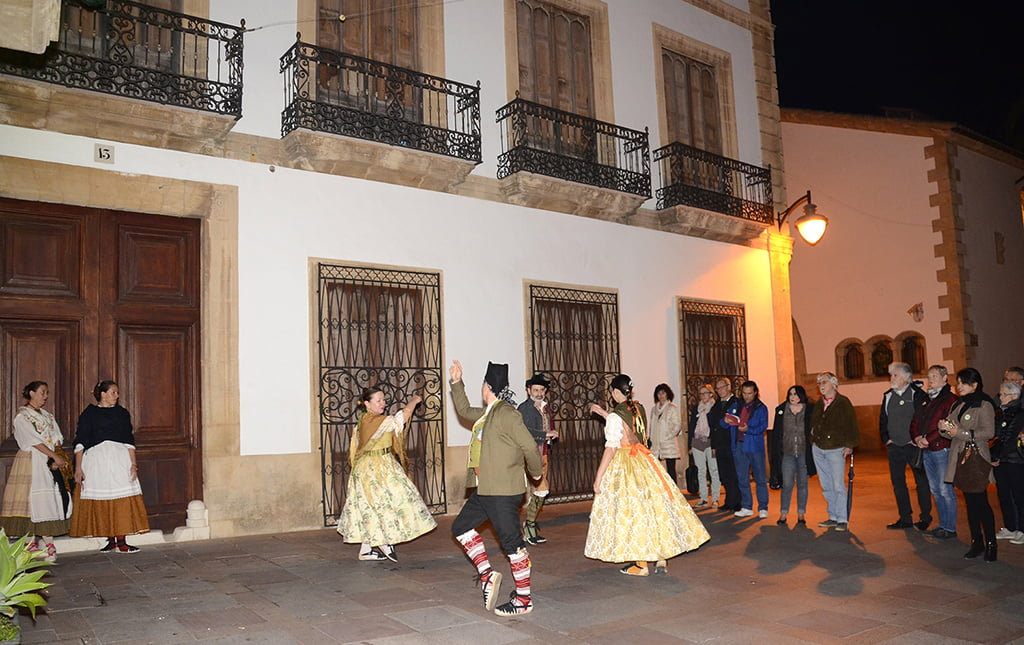 Bailes en la ruta Vivencias del Siglo XIX