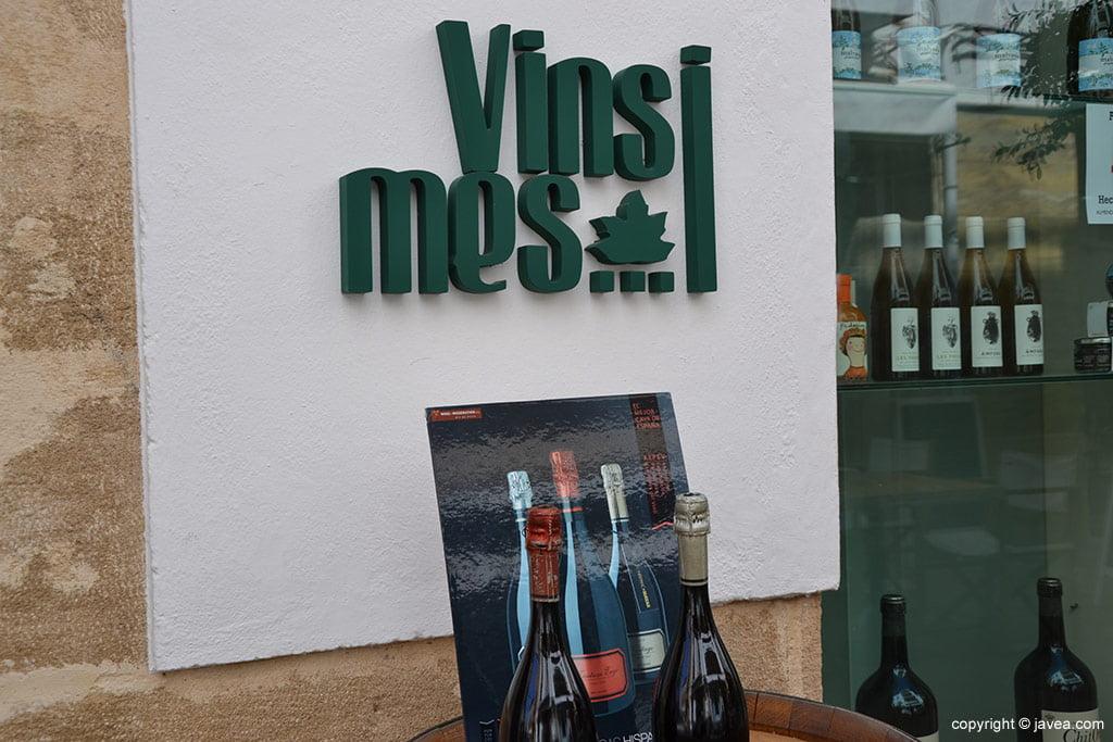 Cartel Vins i més