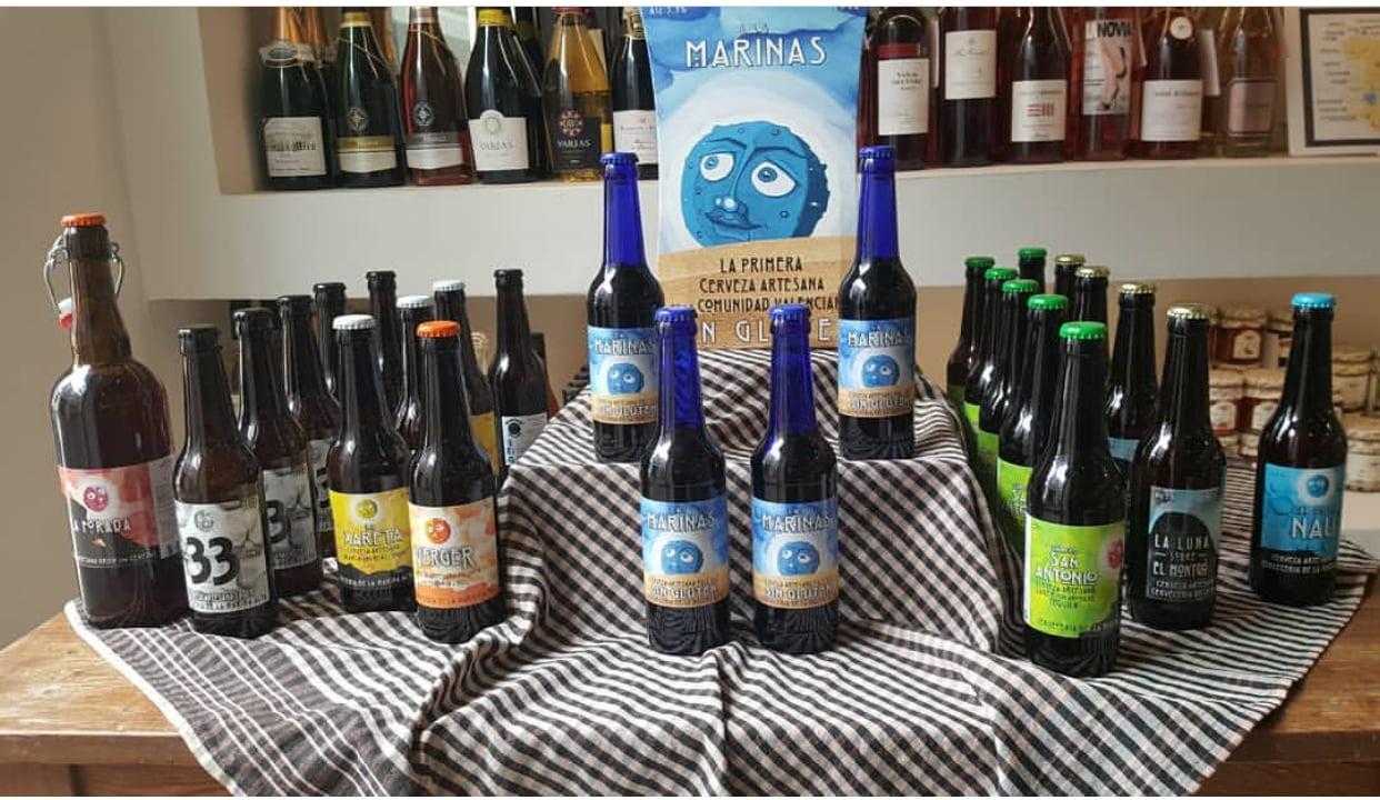 Cervezas en Vins i més