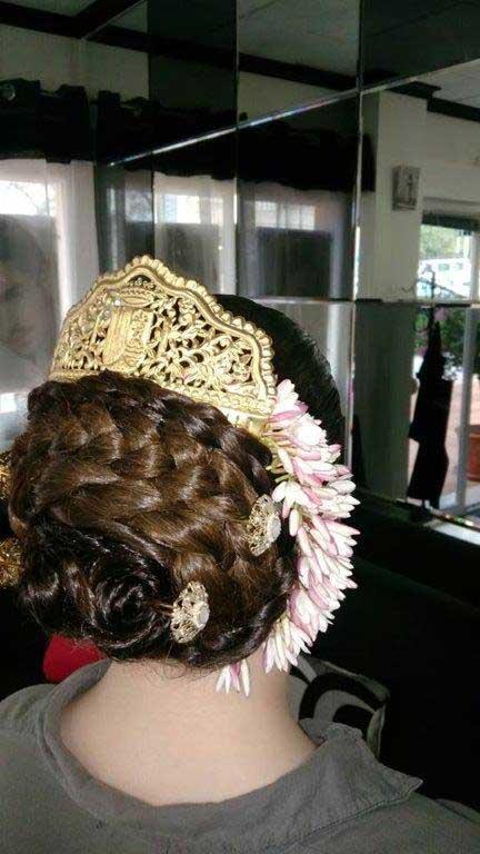 Peinados fiestas Prestige Peluquería