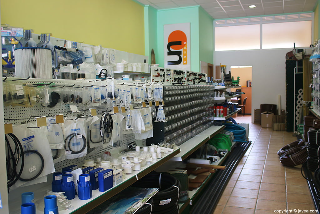 Productos piscinas The Pool Shop