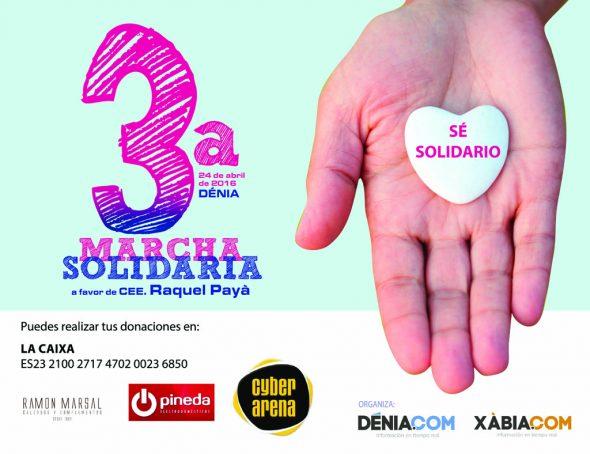 Puntos solidarios y número de cuenta
