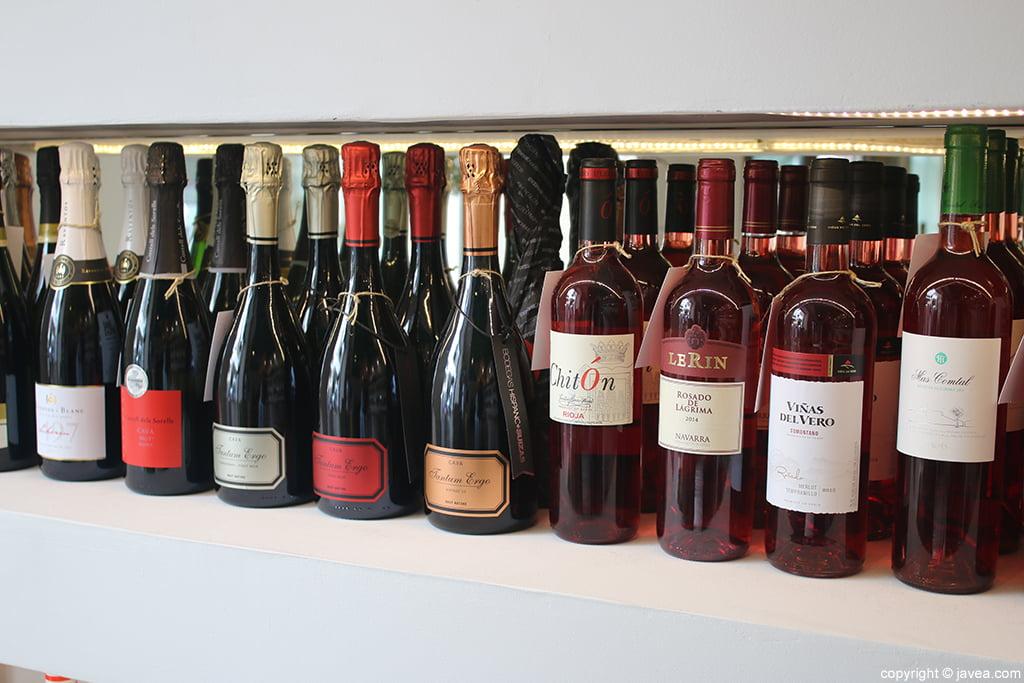 Rosados Vins i mes