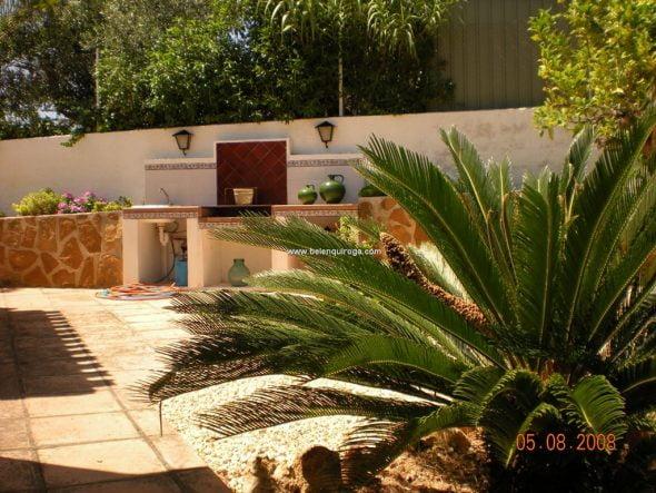 Fant stica vila en venda de cinc dormitoris amb vistes al for Jardin belen villa ballester