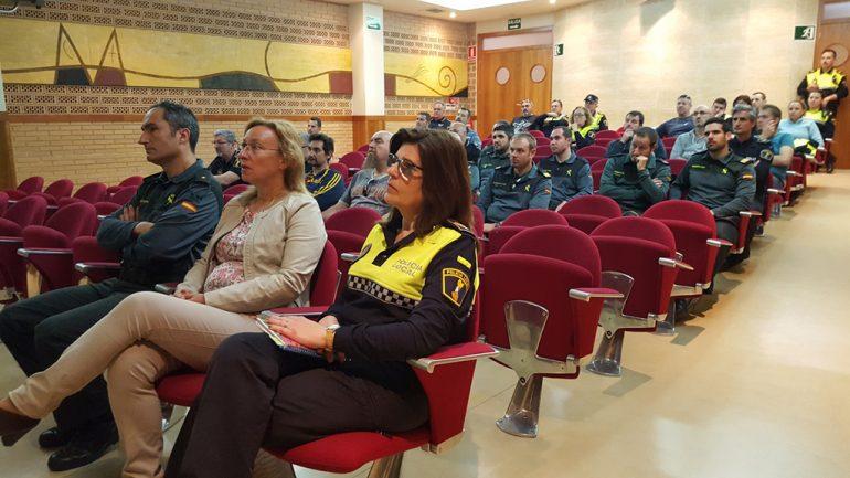 Asistentes a la jornada formativa celebrada en Xàbia