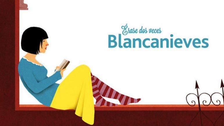 Cartel de Érase dos veces Blancanieves