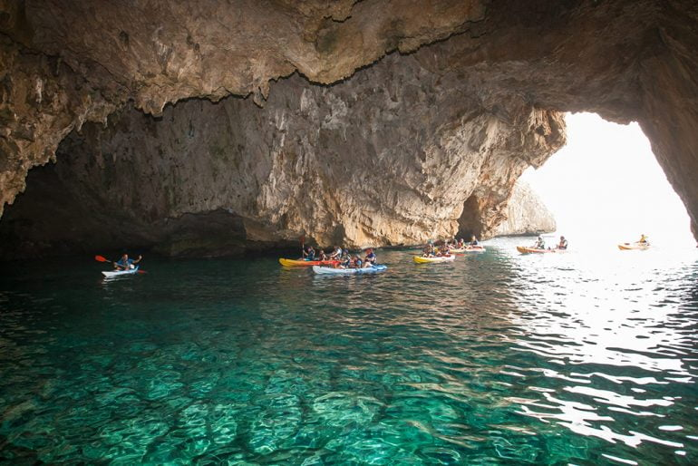 Cova del LLop Marí a Xàbia
