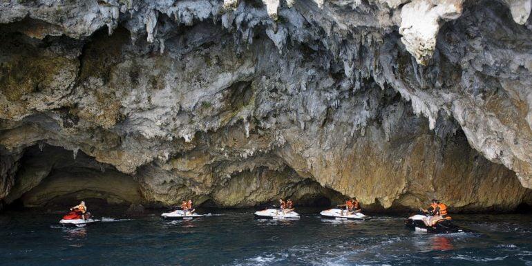 Cova dels Orguens Xàbia