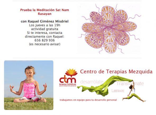 Curso meditacion CTM