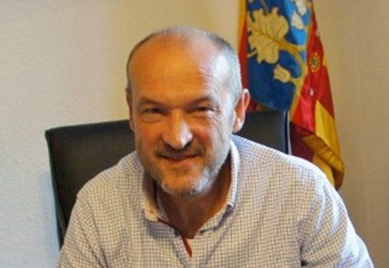 Josep Femenía, alcalde de El Poble Nou de Benitatxell
