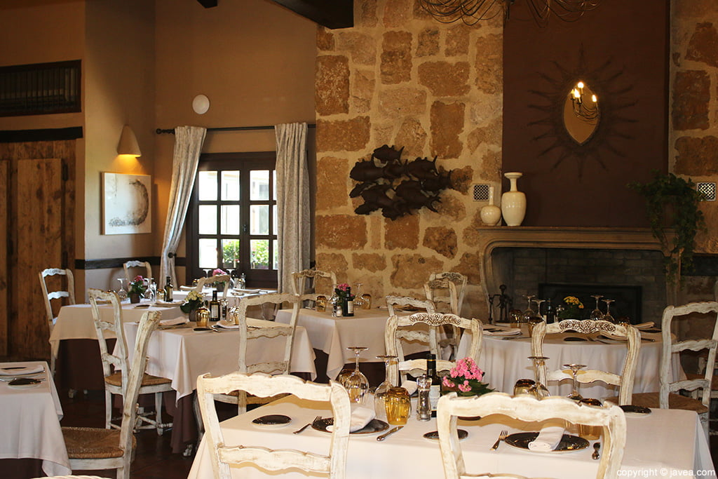 Mesas Restaurante Masena