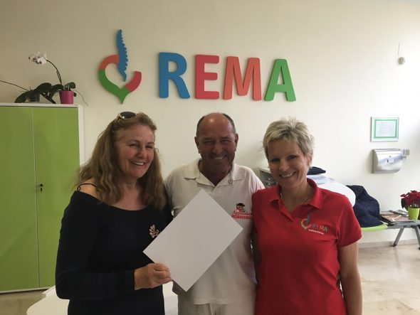Nuevo convenio REMA con Club suizo