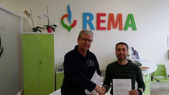 Nuevo convenio Rema y Multiesport