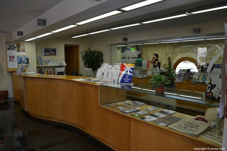 Oficina de Turismo del Centro Histórico de Jávea
