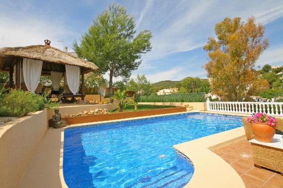 Zwembad Aguila Villa huren