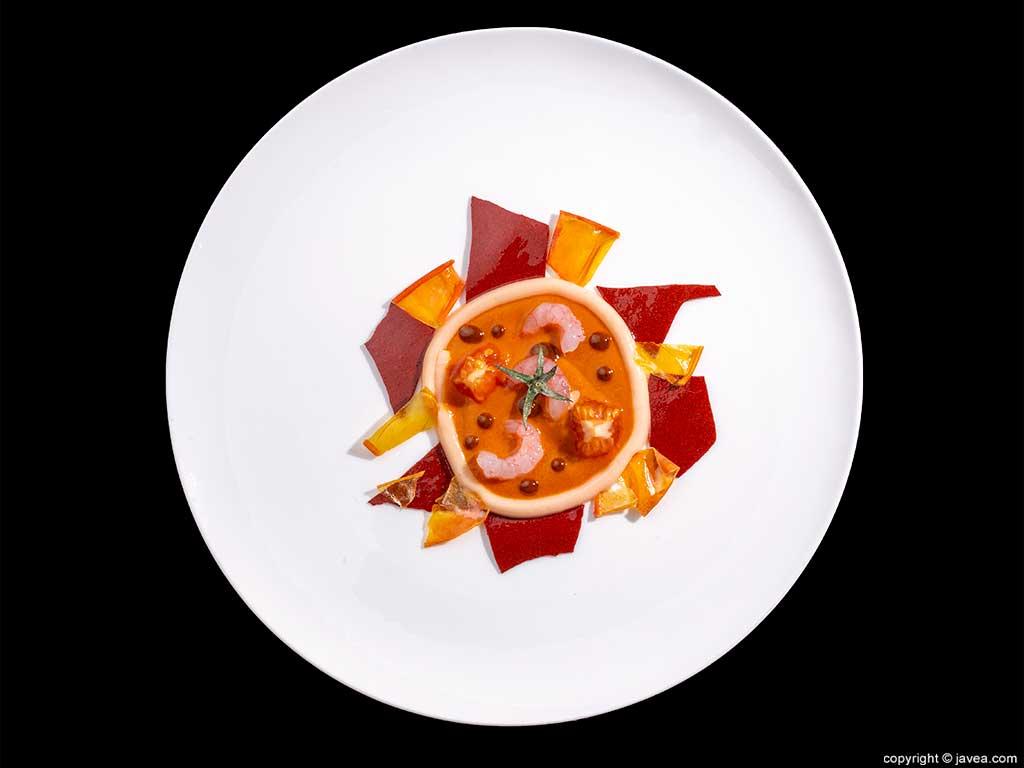 Plato Restaurante El Rodat