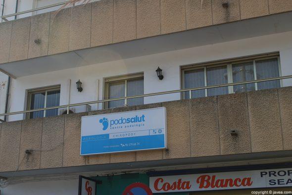 Imagen: Podosalut balcón