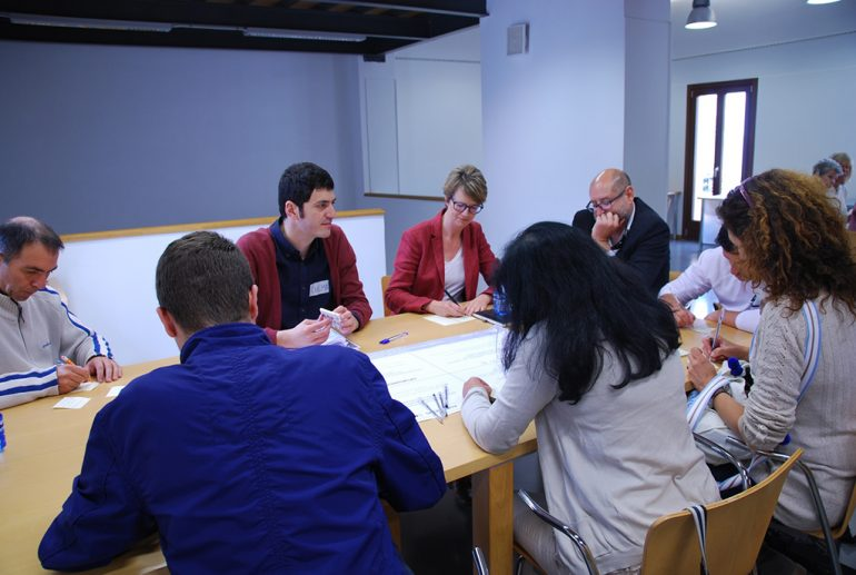 Primer taller Edusi celebrado en Xàbia