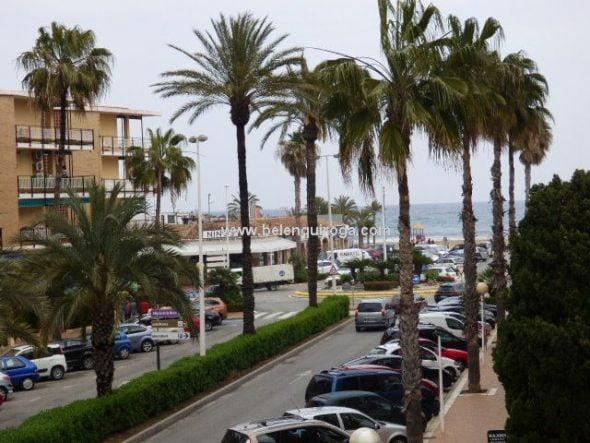 Недвижимость рядом с пляжем Белен Кирога