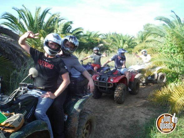 Ruta de quads Fun&Quads Adventure