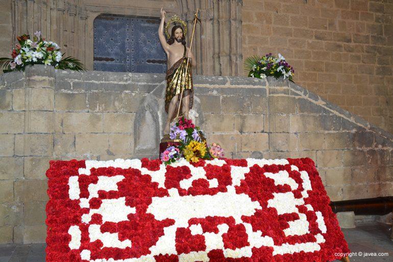 Tapiz Floral de San Juan