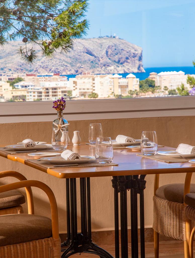 Vistas Restaurante El Rodat