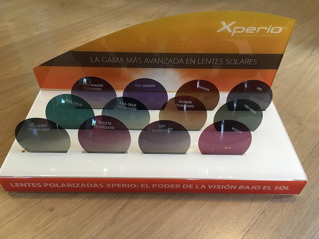 Amplia gama de lentes de colores Óptica Picó