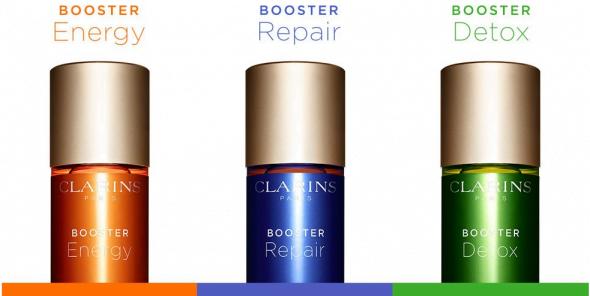 booster clarins en Perfumería Borja Regals
