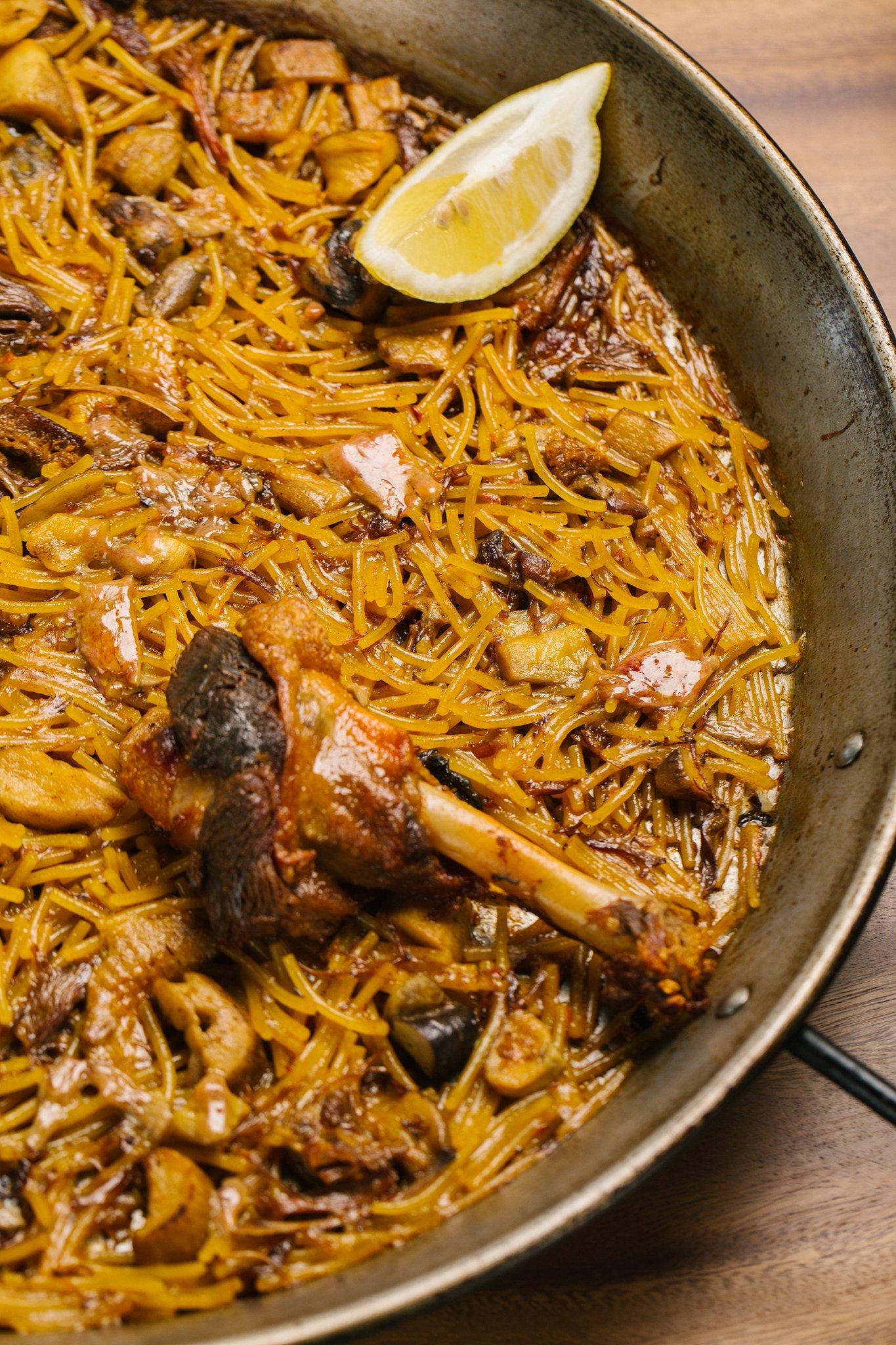 Comer paella en Jávea – Cala Bandida