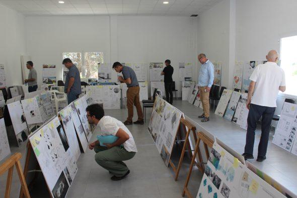 Concurso de proyectos Poble Nou de Benitatxell