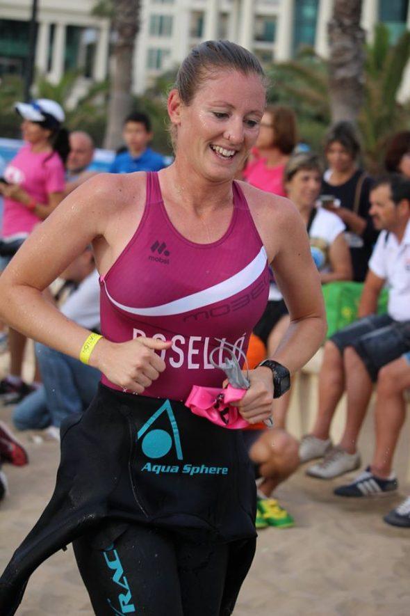 Cristina Roselló en Valencia