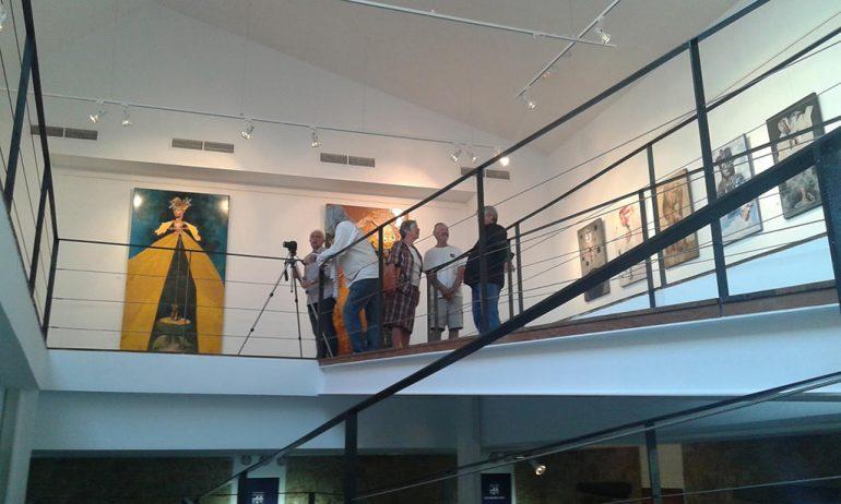Exposición Essencia Femenina en Xàbia