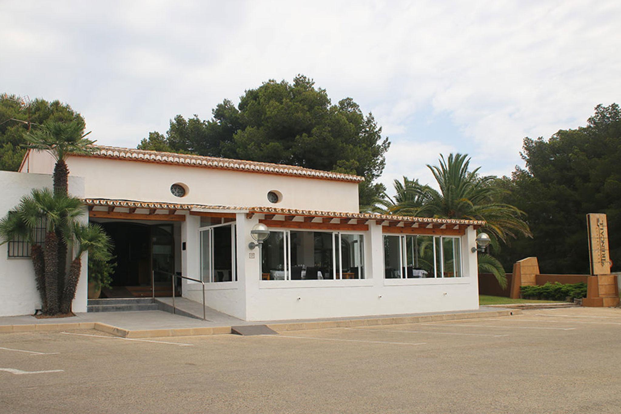 Exterior Restaurante Trencall