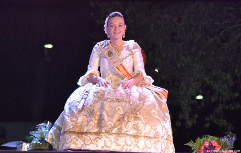Mar Asenjo, Reina de Fogueres 2016