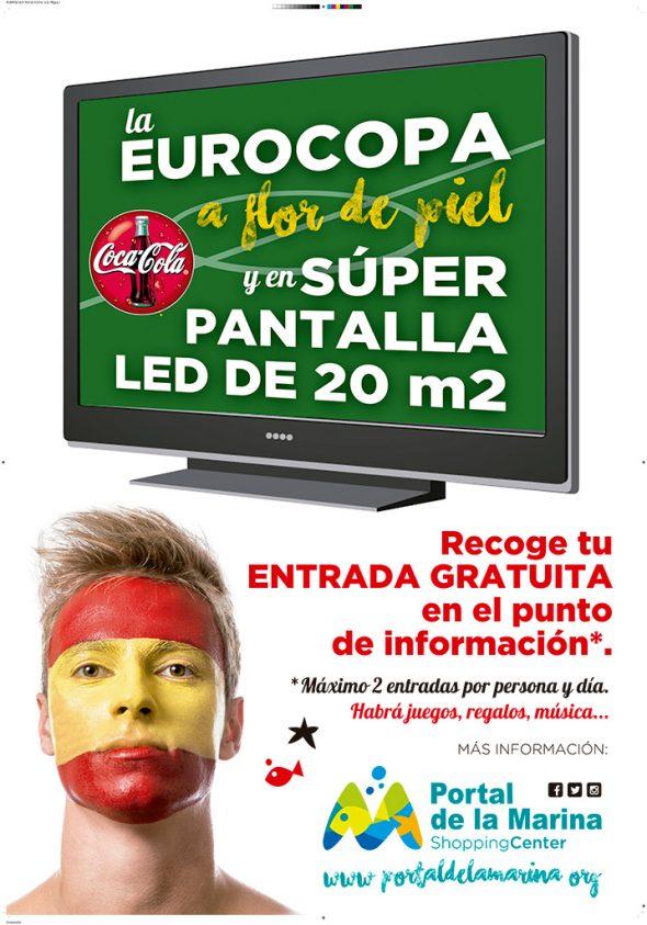 Pantalla-gigante-Eurocopa-Portal-de-la-Marina