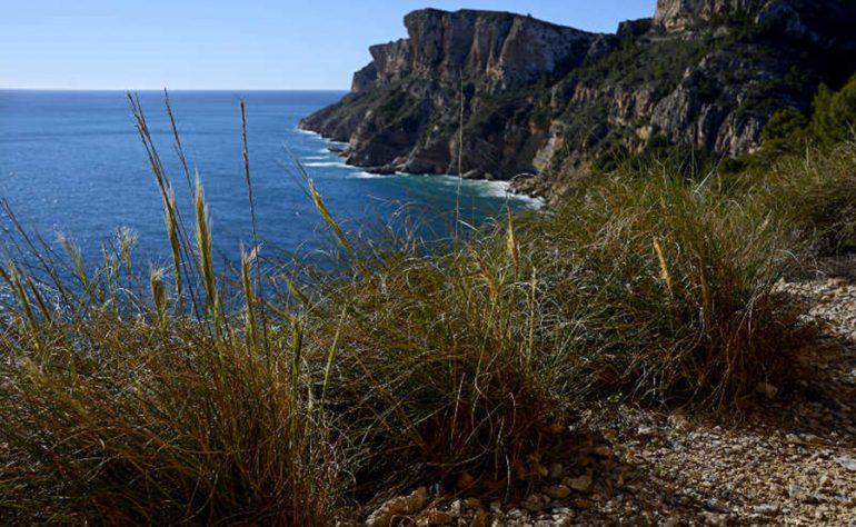 Ruta de los acantilados Benitatxell